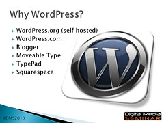 WordPress As A Business Tool, How To Get Started Webinar