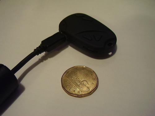 808 Car Keys Micro Camera