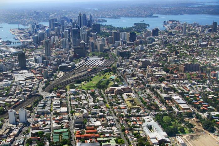 Sydney (Aerial)