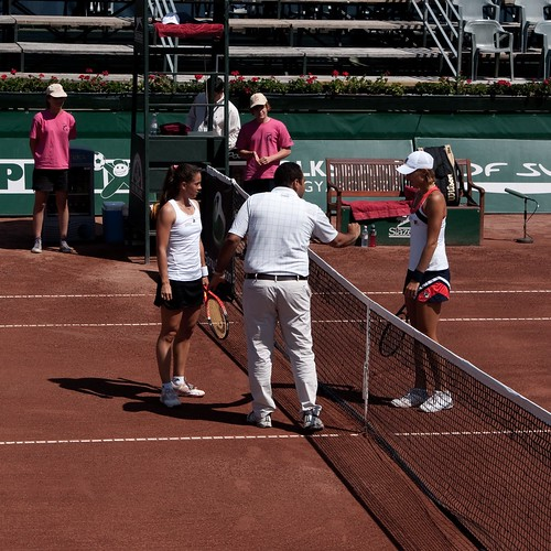 Patty Schnyder - WTA Tour Budapest