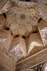 Die Alhambra bei Nacht, Andalusien