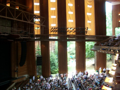 Filene Center, Wolf Trap