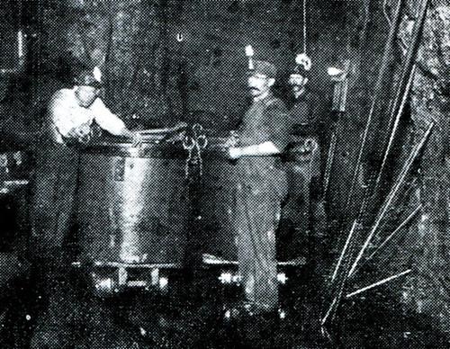 Joplin zinc miners