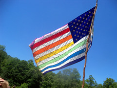 473 Interdependence Day flag