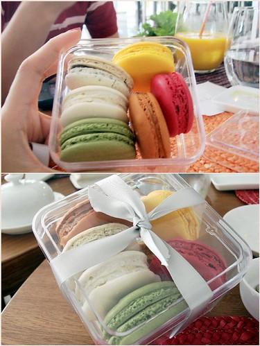 Macarons Nathalie Gourmet Studio