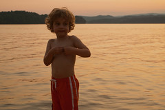 Heartlight (Gene Fama) Tags: travel vacation river dusk tennessee belly shore button harriman familyreunion bathingsuit rocco carey deepsouth outie songtitles panasoniclumixdmclx3 leicasummicronm35mmf20asph olympusep2