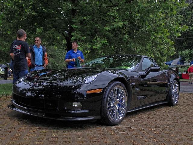 Corvette ZR1 2010 by EduardoROlivera