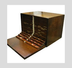 Coin Cabinet Holds Treasure