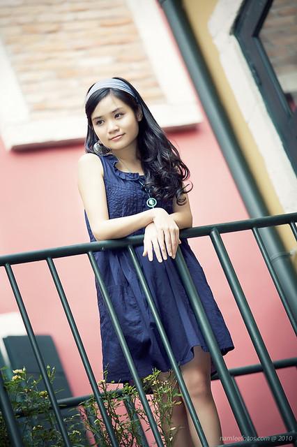 model Nguyễn Phạm Mai Vy