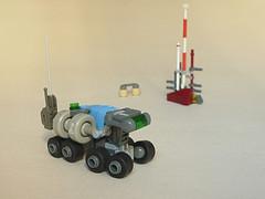 Power Generation Rover (Pierre E Fieschi) Tags: lego pierre space rover micro moonbase microspace moonrover fieschi microscale microspacetopia