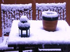 LA NEU EN SAP, D'ART La Nieve entiende de arte. Snow knows about Art