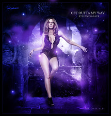 Kylie Minogue [ Get Outta My Way - Mr Lifestyles ] (Mr.JunkieXL) Tags: get love rock way happy lights purple kylie mr electro balcon outta minogue junkiexl lifestyles