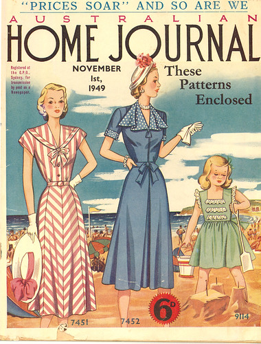 Home Journal November 1st 1949