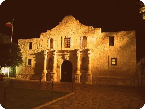 Alamo--1960's Effect