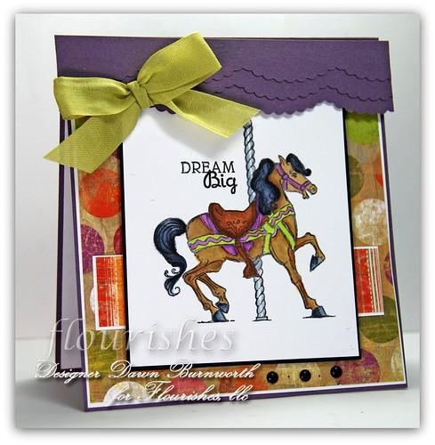 Carousel Horse 1