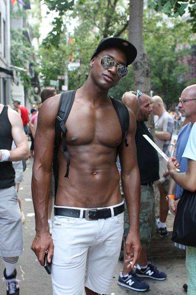 Smooth black gay