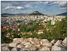 Lykavitos view, Athens (Mike G. K.) Tags: mountain clouds buildings rocks cityscape view athens greece lykavitos mikegk:gettyimages=submitted