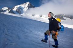 Sur le glacier du Tour (ksengog) Tags: alps chamonix montagnes  chx  aiguilledutour glacierdutour