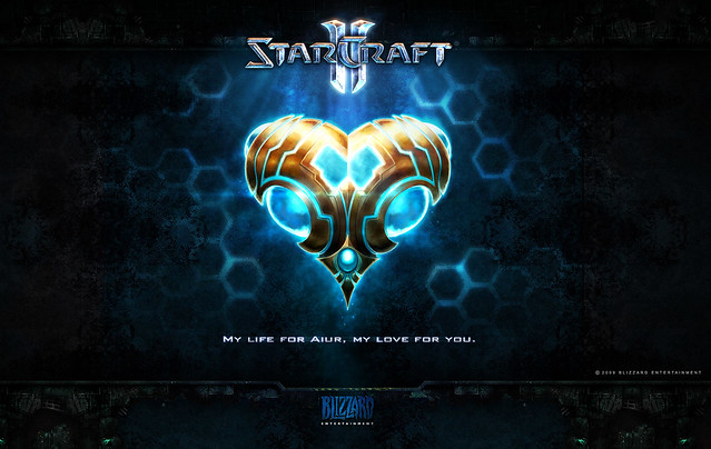 Starcraft 2 Wallpaper Protoss