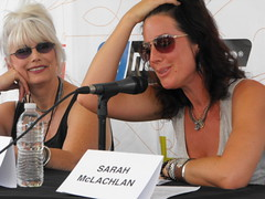 Emmylou and Sarah 2
