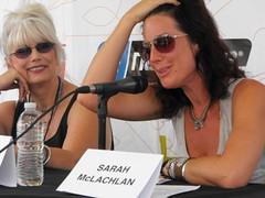 Emmylou and Sarah 2