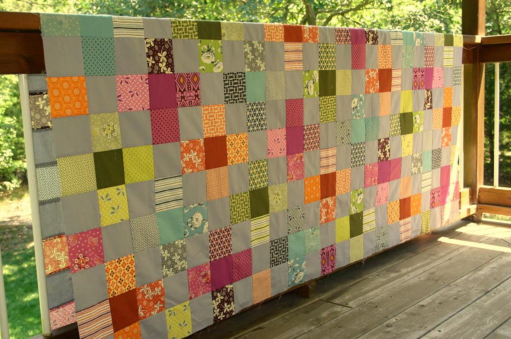 Flower Valley Quilt