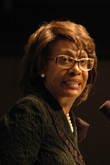 Rep. Maxine Waters (D-CA) via Public Citizen