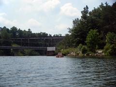 Saluda Lake Spillway