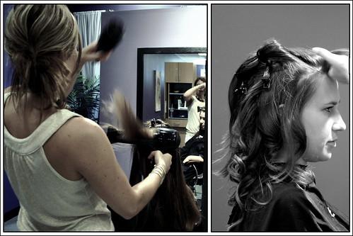 Rehearsal Hair