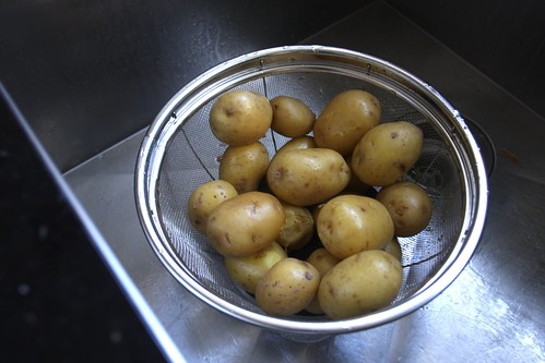 freshly boiled