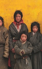 t000003.jpg (keithlevit) Tags: china family boy yak portrait people color colour male boys face yellow wall closeup kids female scarf pose children asian person kid clothing asia child faces native buddhist coat traditional chinese young buddhism siblings headshot tibet nomad tibetan cloak walls wardrobe scarves sibling oriental custom orient ethnic lhasa youngster blackhair nomads offspring indigenous apparel braid visage parka ethnicity parkas cloaks scarfs plait nomadic overcoat plaited yellowish overcoats midadult generational asianethnicity