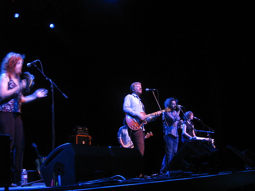 The New Pornographers, Fox Theater, 07-18-10