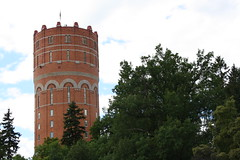 "Old water tower in Norrköping • <a style=""font-size:0.8em;"" href=""http://www.flickr.com/photos/23564737@N07/4807893657/"" target=""_blank"">View on Flickr</a>"