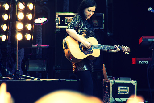 amy mcdonald@open air festival