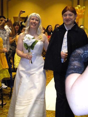 Bill & Fleur's Wedding 8