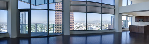 LA Loft Panoramic view 2