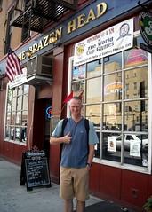 USA - New York - New York - Brooklyn - The Brazen Head (Jim Strachan) Tags: brooklyn thebrazenhead