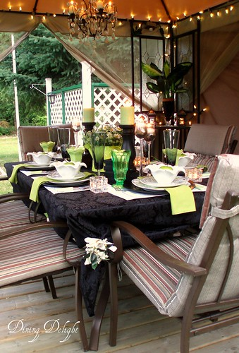 One Hundred Weeks of Tablescape Thursday