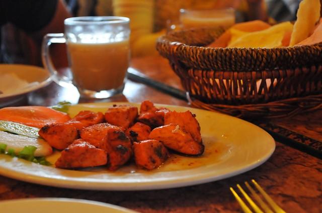 Tb jun18-2010 (650) food in Lhasa Kitchen