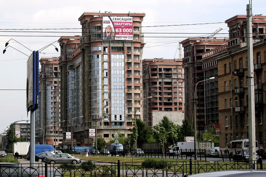 Varshavskaya St