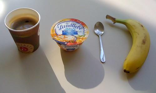 Landliebe Müsli Joghurt & Banane
