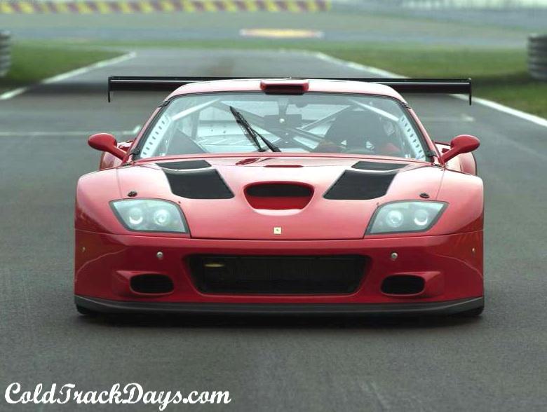 EYE CANDY // 2004 FERRARI 575 GTC