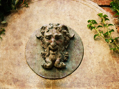 Fountain (Ben Etherington) Tags: fountain beard faun vinechicagobotanicgardens