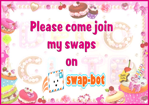 SWAPS NOW OPEN!!!