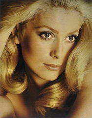 Catherine Deneuve (Famous Fashionistas (First)) Tags: vogue 1970s catherinedeneuve vintagefashion 1970sfashion beautyvintage