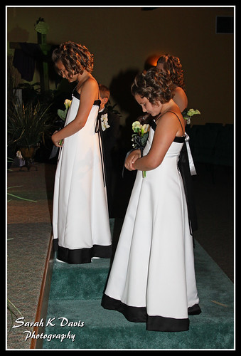 Prayer during Ceremony