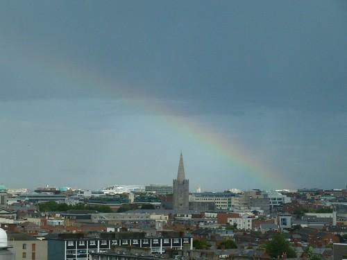 dublin rainbow