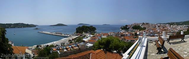 Skiathos Panorama