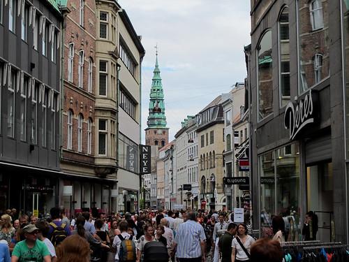 Main Drag  - Copenhagen, Denmark