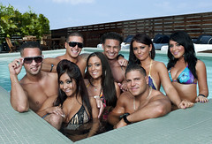Jersey Shore 2 - Cast Pool Pic